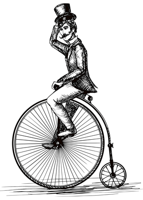 Penny-Farthing Image